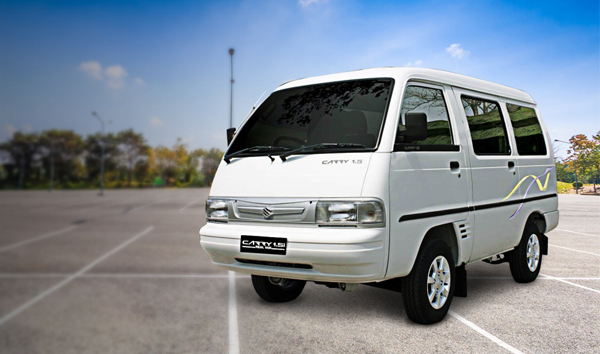 Suzuki Carry 1.5 Real Van